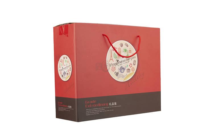 彩色包装礼盒