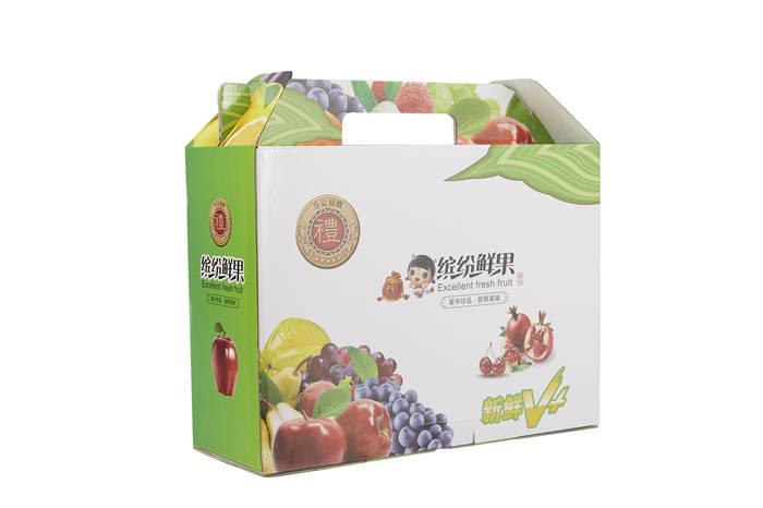 手提水果包装